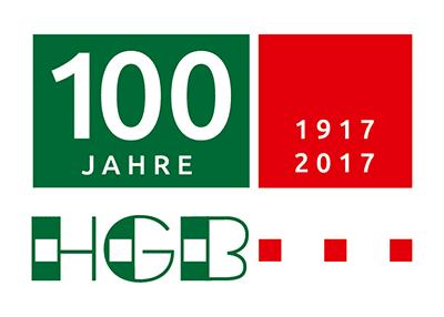 HGB-100-Jahre-Logo